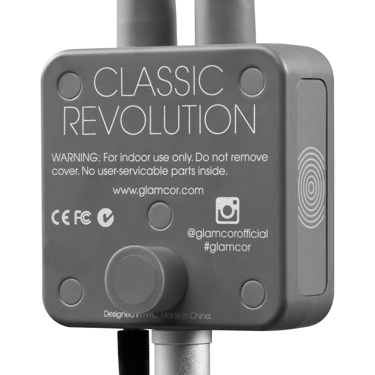 Glamcor Classic Revolution - Pro Lighting for Permanent Makeup (PMU)