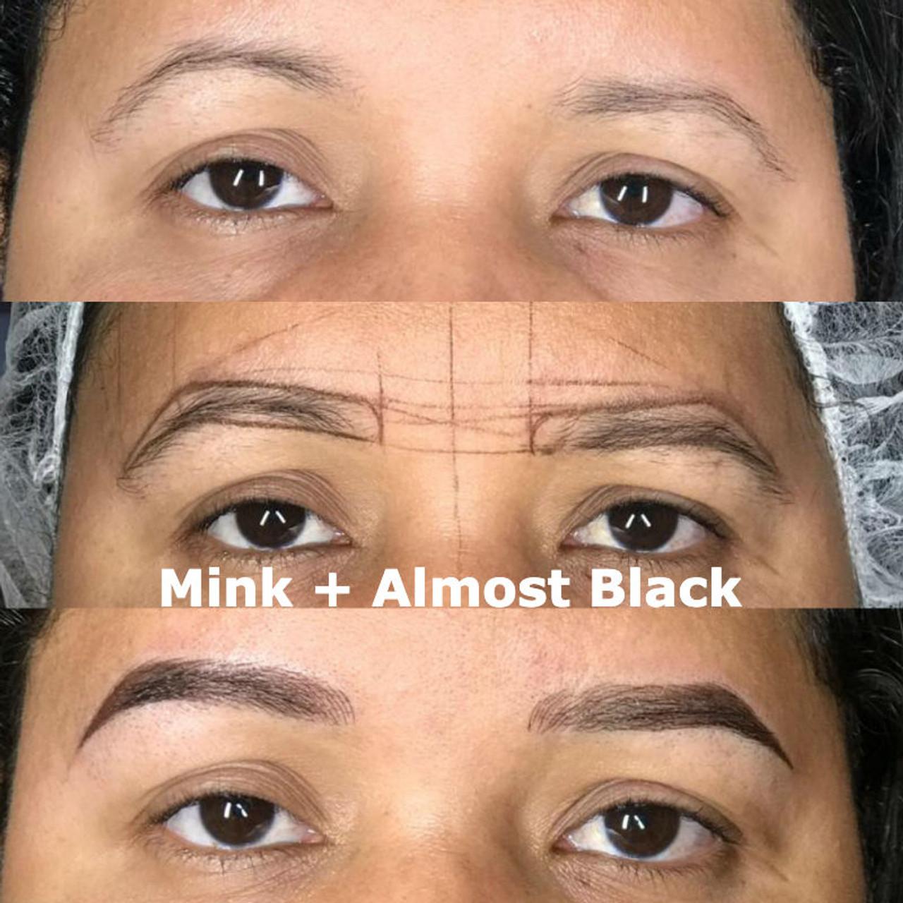 Kolorsource Permanent Makeup Pigment (PMU) Mink #3590 - 15ml