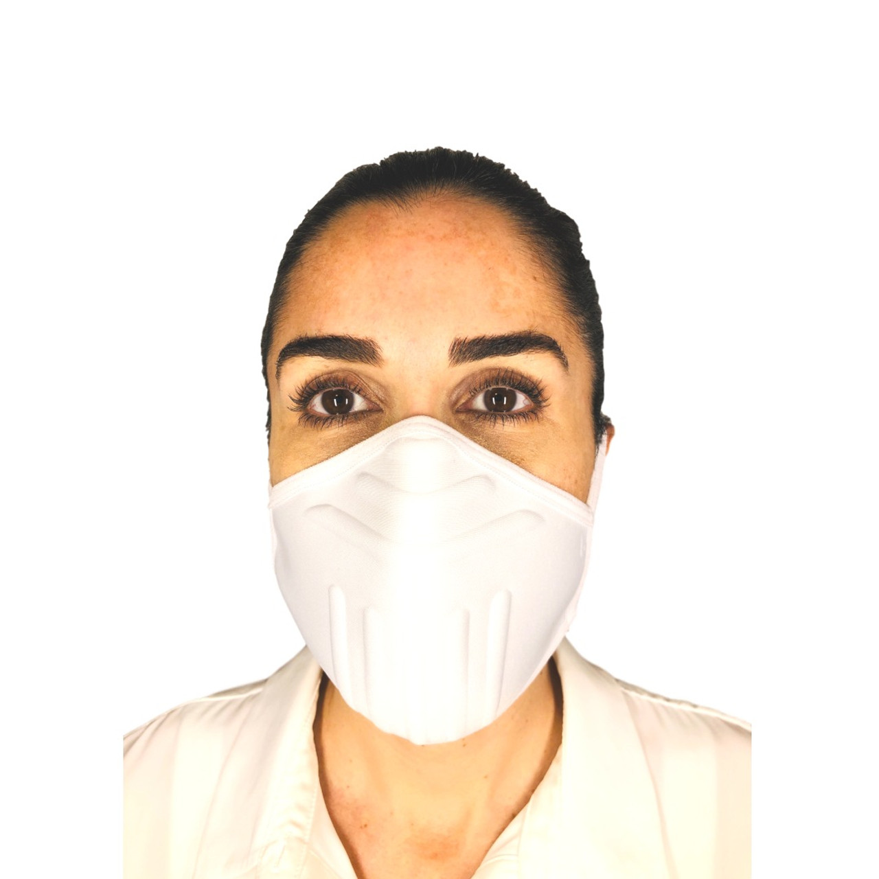 Three-Layer Face Mask with Antibacterial Protection