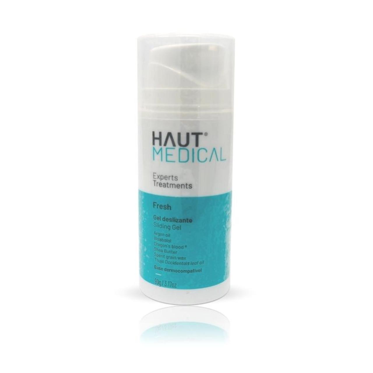 Haut Medical Fresh Sliding Gel - Permanent Makeup (PMU) and Body Tattooing - 90g/3.17oz