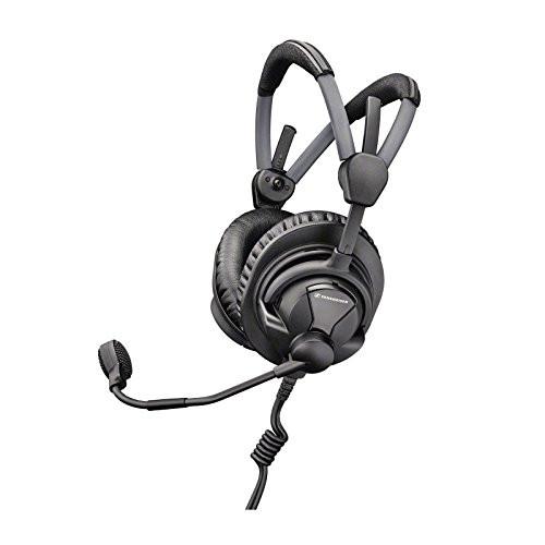 Sennheiser HMD 27 Pro Broadcast Headset (No Cable)