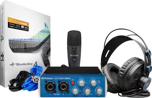 PreSonus - AudioBox 96 Studio USB Audio Interface