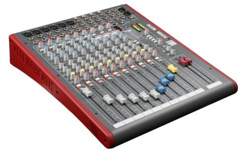 Allen & Heath ZED-12FX 12-Chan Mixer w. USB & EFX