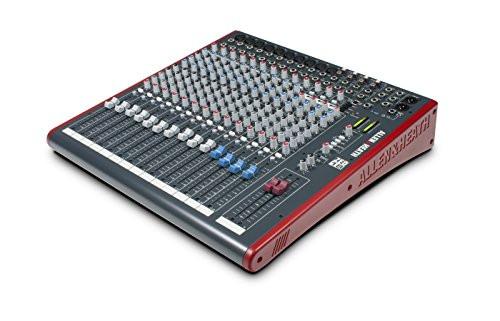 Allen & Heath ZED-18 18-Ch USB Mixer