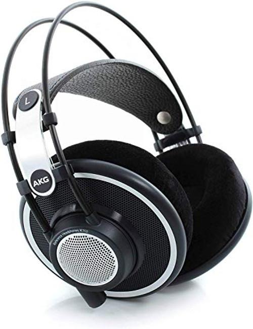 AKG K702 Reference Studio Headphones,Black