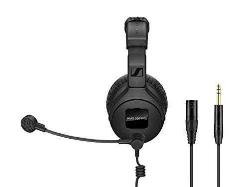 Sennheiser Headset, Black (HMD 300 PRO-XQ-2)