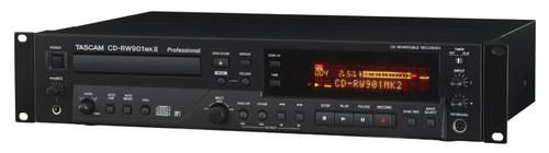 Tascam CD-RW901MKII Pro CD-Player/Recorder