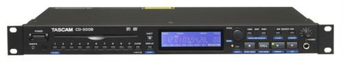 Tascam CD-500B Pro CD Player w. XLR outputs