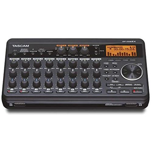 Tascam DP-008EX 8-Track Digital Recorder