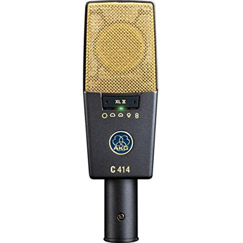 AKG Pro Audio C414 XLII Vocal Condenser Microphone