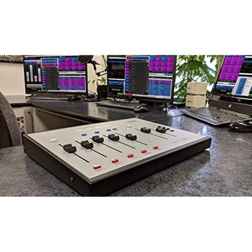 ARC-5 Broadcast Audio Console/Mixer