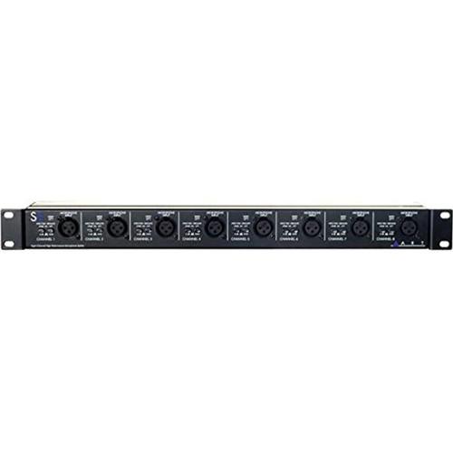 ART S8 Eight Channel Mic Splitter