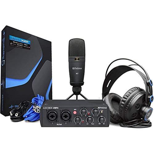 PreSonus AudioBox 96 Studio 25th Anniversary Edition, 96K
