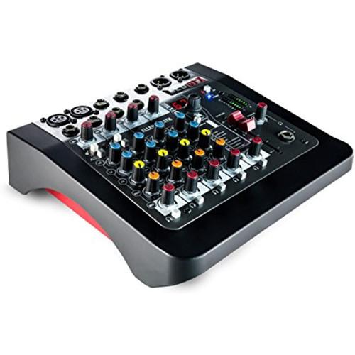 Allen & Heath ZED-6FX Compact 6-Input Analog Mixer with FX