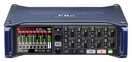 Zoom F8n Professional Field Recorder/Mixer-New! -Free US Ship*- prosounduniverse