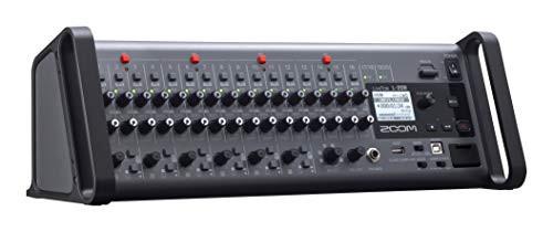Zoom LiveTrak L-20R Digital Mixer & Multitrack Recorder - New! -prosounduniverse
