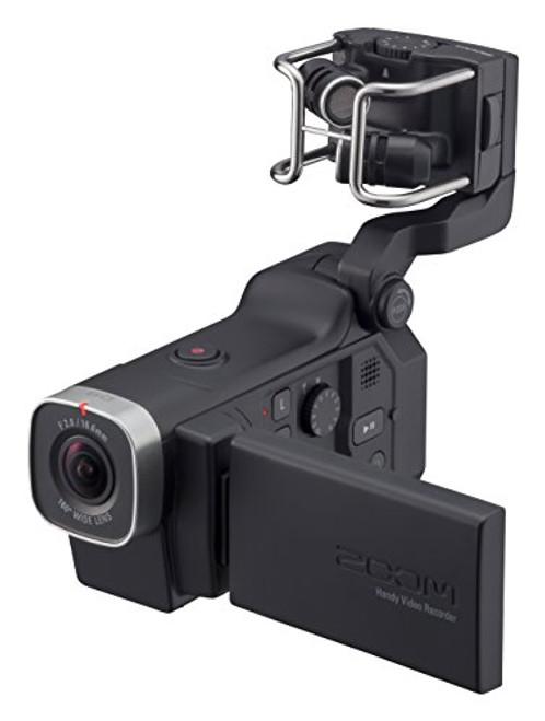 Zoom Q8 Handy Video Recorder, 3M High Definition Video