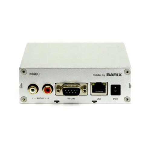 Barix M400 SIP Opus Codec - NEW Model!