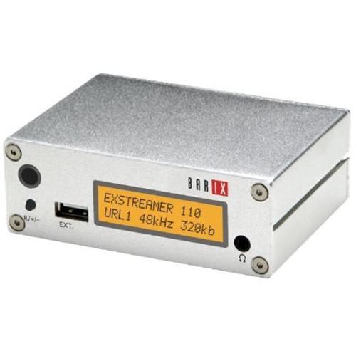 Barix Exstreamer 110 AoIP Audio Codec