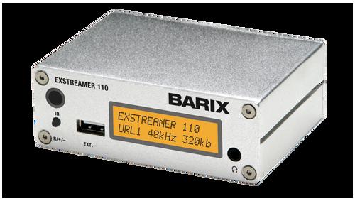 Barix Instreamer & Exstreamer 110 AoIP Package