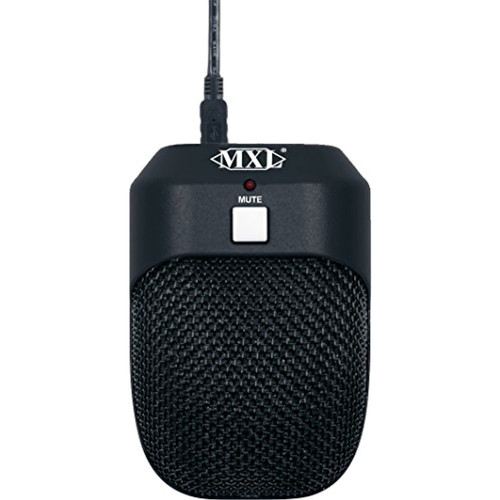 MXL AC-424 Executive USB Conferencing Mic with Mute Button