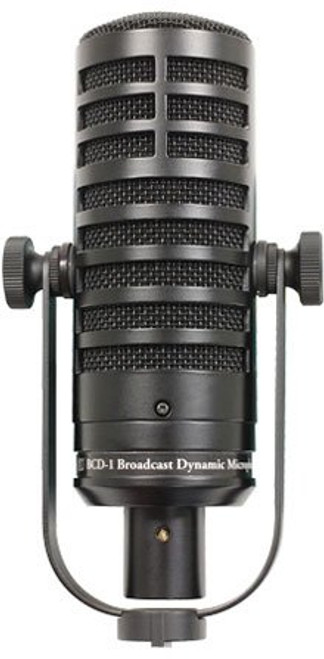 Broadcast MXL BCD-1 Front Address Dynamic Microphone