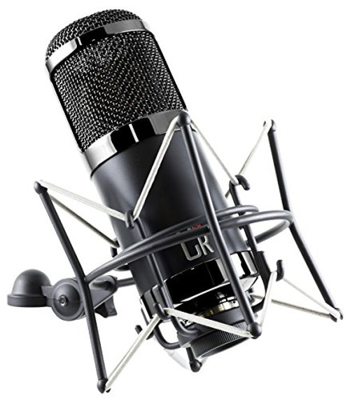 MXL Cr89 Condenser Microphone w. Shock Mount & Case