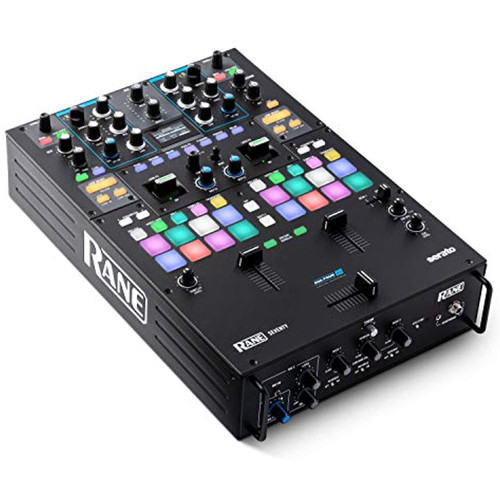 RANE DJ SEVENTY – Two Channel DJ Mixer for Serato DJ