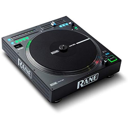 RANE DJ Twelve MKII | 12-Inch Vinyl Like MIDI Turntable