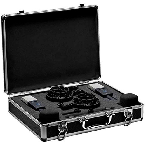 AKG C414 XLS ST Condenser Microphones - Matched Pair