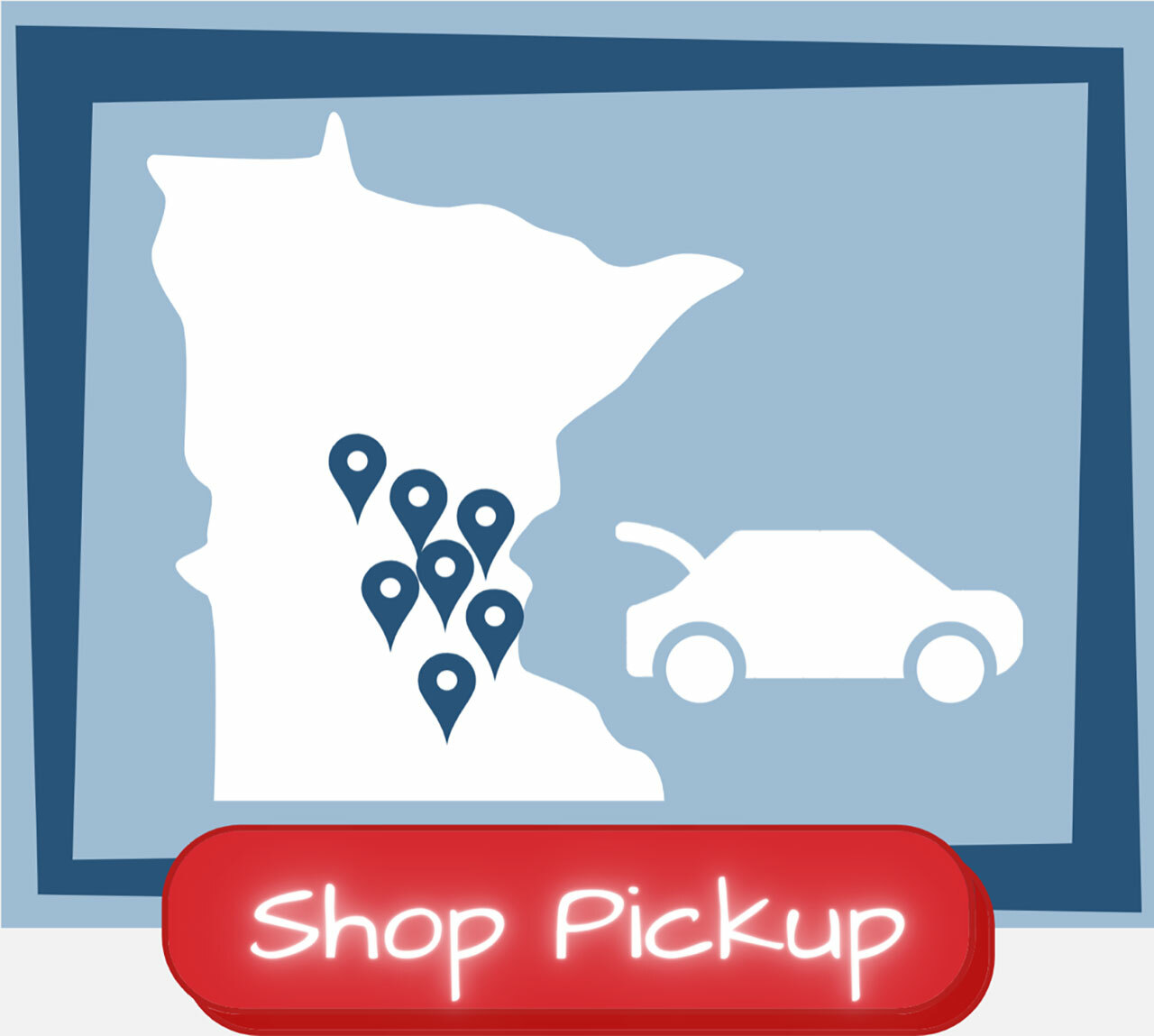 Click here to make a Minnesota pickup order