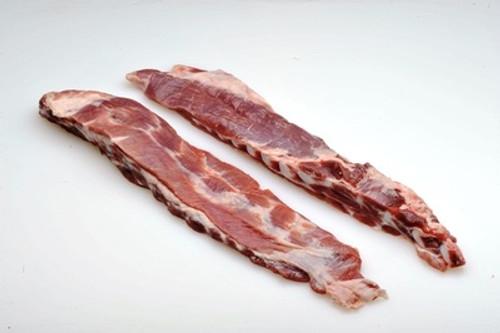 Picture of a Pork Brisket Bone
