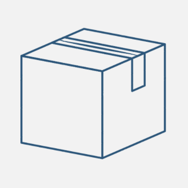 Image of a shipping box
