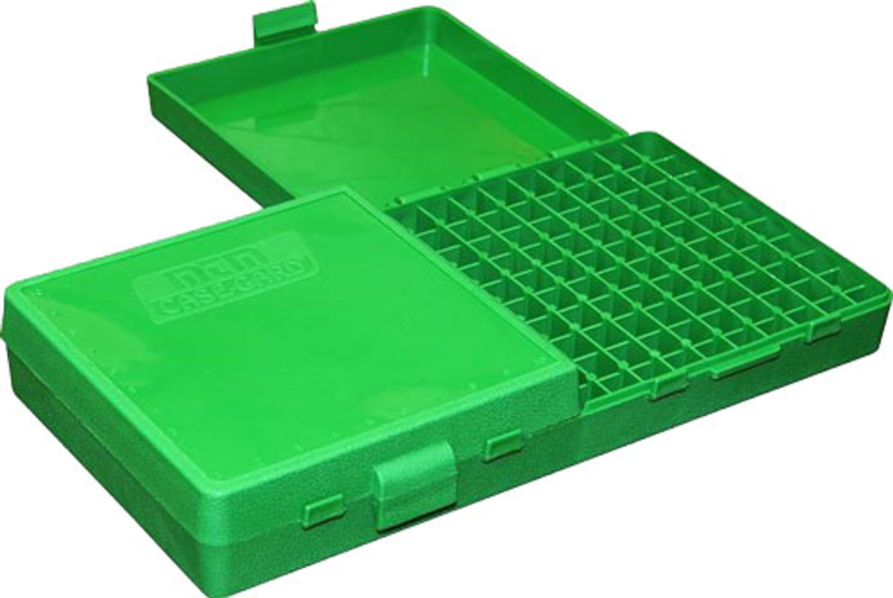 Mtm Ammo Box 9mm Luger/.380acp - /9x18 200-rounds Green
