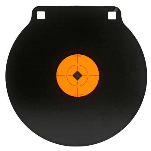 """B/c 10"""" Gong Two Hole 3/8"""" Ar500 Stl"""