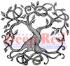 Tree of Life Cling Stamp by Deep Red Stamps