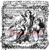 Angels Sing Rubber Cling Stamp by Deep Red Stamps