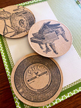 Musical Stamps