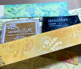 Washi Tape DIY and Stamping Inks Explained