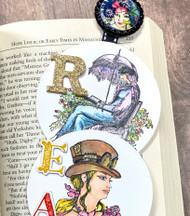 3 Circle Bookmark and Coloring Tips