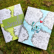 Rubber Stamps and Stickers, Create A Card Easy