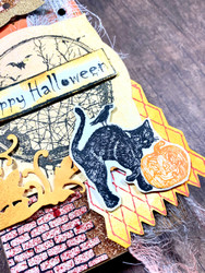 Halloween Tag and Free Tag Templates