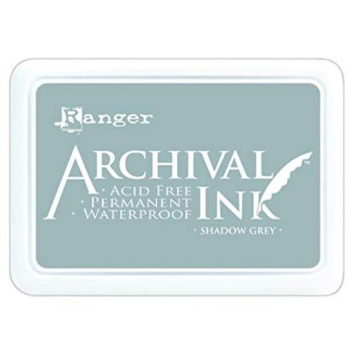 Ranger Archival Shadow Grey Ink Pad