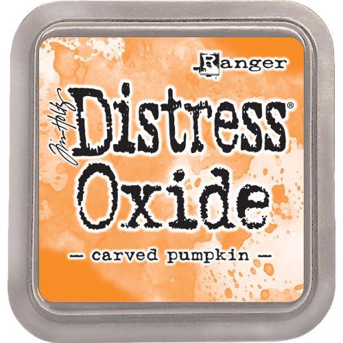 Distressed Oxide Carved Pumpkin Ink Pad