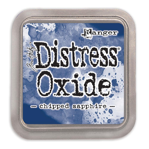Distressed Oxide Chipped Sapphire Ink Pad