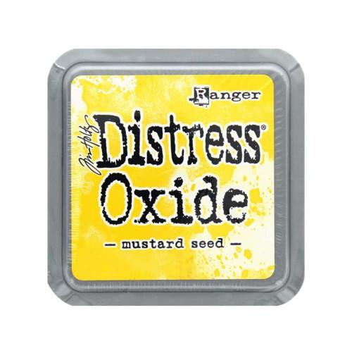 Distressed Oxide Mustard Seed Ink Pad