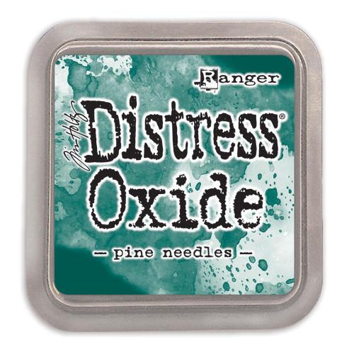 Distressed Oxide Pine Needles Ink Pad