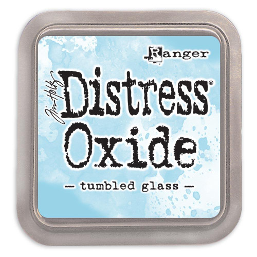 Distressed Oxide Tumbled Glass Ink Pad
