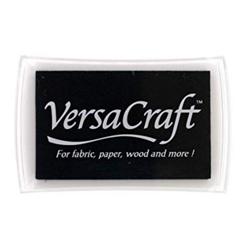 Versa Craft Real Black Ink Pad