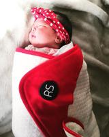 Radia Smart Joy EMF Blanket Organic Cotton Baby Blanket